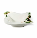 "Intrada Italy Olive Bowl 6""W Set of 4"