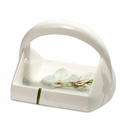 Intrada Italy Vivere Orchid Napkin Holder