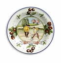 """Intrada Italy Wall Plate Spring 14.5""""D"""