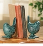 Iron Birds on Branch Bookends by SPI Home