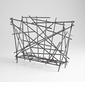 Iron Sticks Magazine Rack by Cyan Design