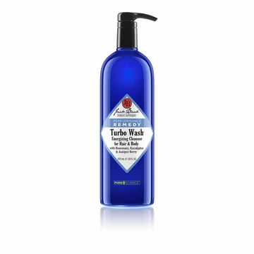 Jack Black Men's Turbo Wash® Energizing Cleanser for Hair & Body, 33 oz