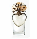 Jan Barboglio Adelita Corazon Vela Candle with Heart Ornament