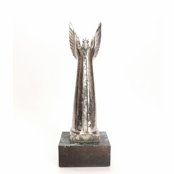 Jan Barboglio Angel D' Paz Saint Angel Figure