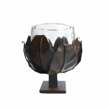 Jan Barboglio Basket Votive