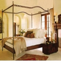Jan Barboglio Canopy King Bed