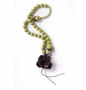 Jan Barboglio Guadalupe Green Blessing Beads