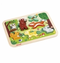 Janod Chunky Puzzle - Forest Animals