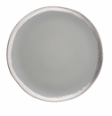Jars Reflets D' Argent Gris Small Plate 7.87""