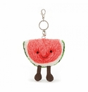 Jellycat Amuseables Watermelon Bag Charm