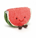Jellycat Amuseables Watermelon Zip Bag