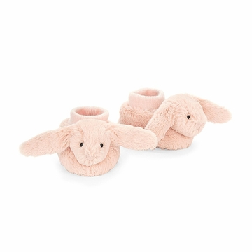 Jellycat Bashful Blush Bunny Booties