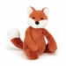 Jellycat Bashful Fox Cub Medium Plush Animal