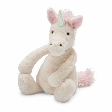 Jellycat Bashful Unicorn Medium Plush Animal