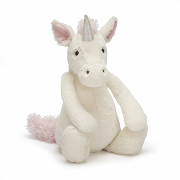 Jellycat Bashful Unicorn Really Big Stuffed Toy