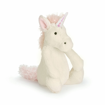 Jellycat Bashful Unicorn Small Stuffed Toy
