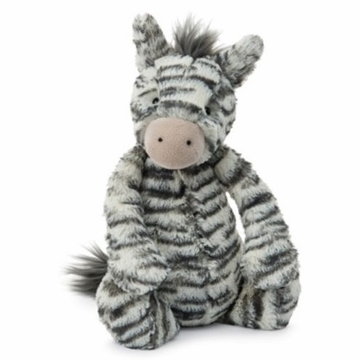 Jellycat Bashful Zebra Medium Plush Animal