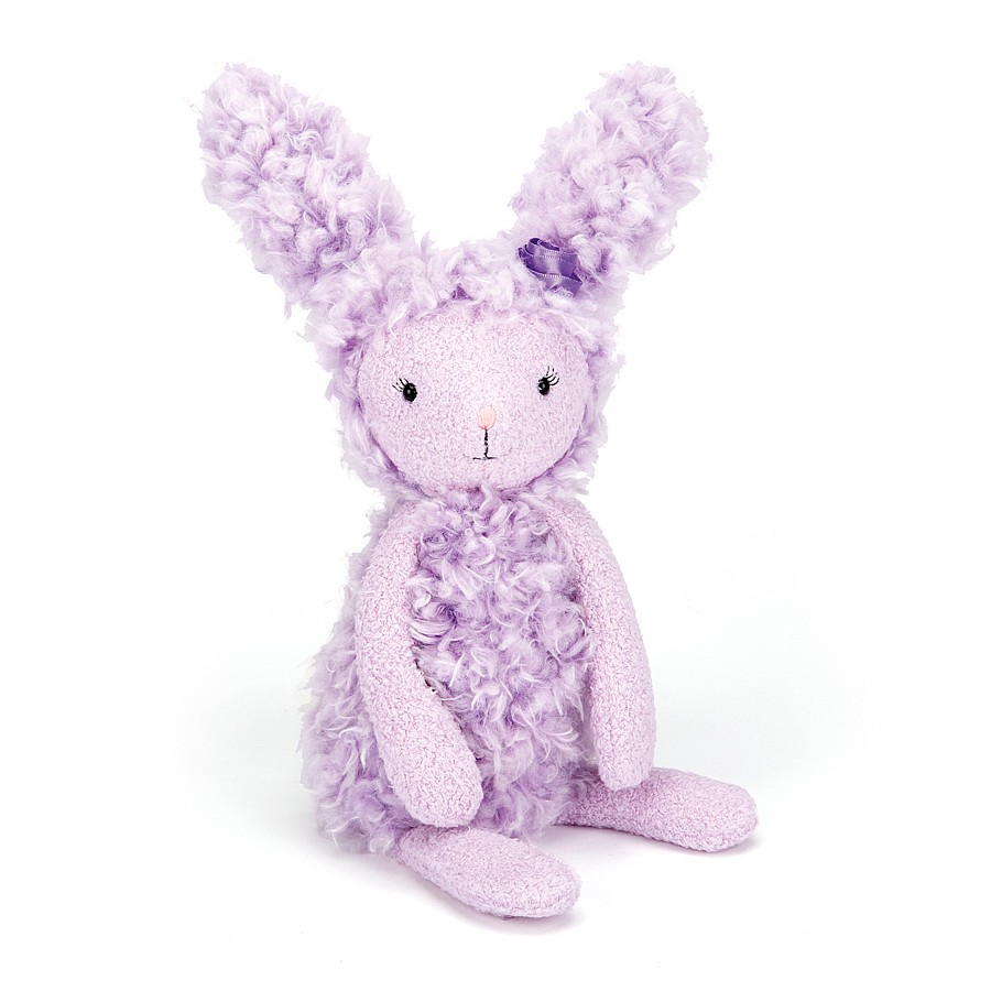 Jellycat Bunny Wunny Purple Plush Animal 15 You Save 5 00