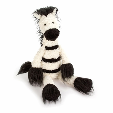 Jellycat Dainty Zebra Plush Animal