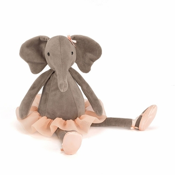 Jellycat Dancing Darcey Elephant Plush Animal