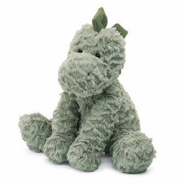 Jellycat Fuddlewuddle Dino Medium Plush Toy