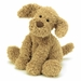 Jellycat Fuddlewuddle Puppy Stuffed Animal - One of Princess Charlotte's Favorite Toys
