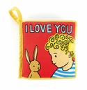 Jellycat I Love You Activity Book