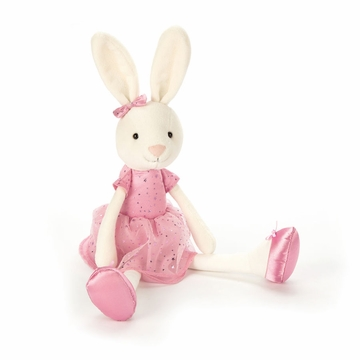 Jellycat Party Bitsy Bunny Small Stuffed Toy