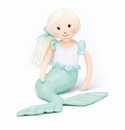 Jellycat Shellbelle Maddie Mermaid Stuffed Toy with Blonde Hair
