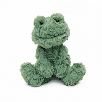 Jellycat Squiggle Frog Plush Toy