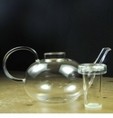 Jenaer Glass Wagenfeld Teapot with lid and filter 50.6oz