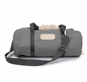Jon Hart Canvas Barrel Bag