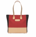 Jon Hart Canvas Highland Park Tote