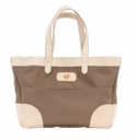 Jon Hart Canvas Houstonian Tote