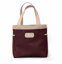 Jon Hart Canvas Left Bank Tote