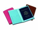 Jon Hart Leather Passport Cover