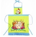 Julia Junkin Happy Birthday Apron