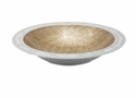 "Julia Knight Classic 15"" Round  Bowl - Toffee"