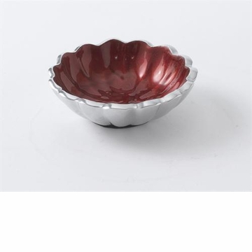 Julia Knight Peony 4'' Petite Bowl - Pomegranate