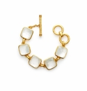 Julie Vos Catalina Stone Iridescent Clear Crystal� � ��