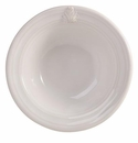 Juliska Acanthus Cereal or Ice Cream Bowl - Whitewash