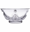 Juliska Acanthus Clear 5.5 in. Bowl