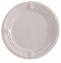 Juliska Acanthus Dessert or Salad Plate - Whitewash