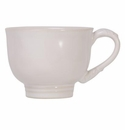 Juliska Acanthus Tea or Coffee Cup - Whitewash
