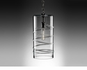 Juliska Amalia Column Pendant Clear