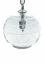 Juliska Amalia Small Globe Pendant Clear