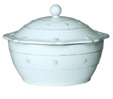 Juliska Bakeware Berry and Thread Large Covered Casserole - Whitewash