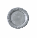 Juliska Berry & Thread French Panel Stone Grey Cocktail Plate