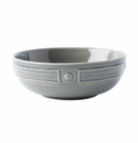Juliska Berry & Thread French Panel Stone Grey Coupe Bowl