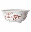Juliska Country Estate Cereal Bowl Ruby